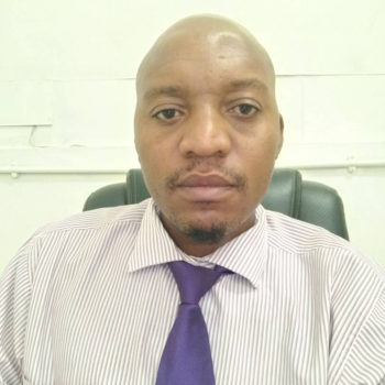 Richard Maveneka-high crop